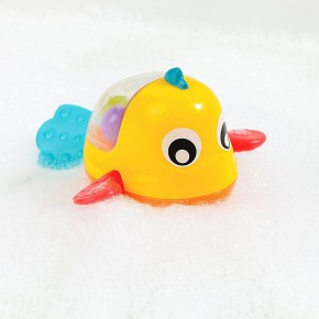 играчка за баня Playgro плуваща рибка за баня