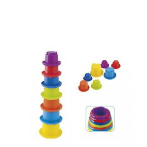 Мини кула от формички MOOGY