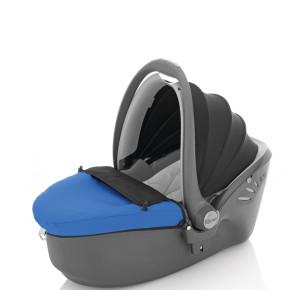 Britax Кош за кола - Romer Baby-SAFE Sleeper 0+ Blue Sky-Black