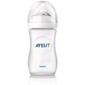 AVENT шише за хранене Natural 260ml - PP