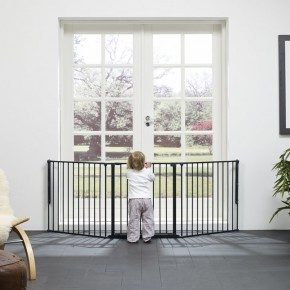 BabyDan комбинирана преграда L