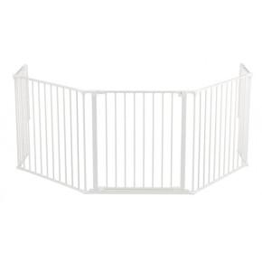 BabyDan комбинирана преграда XL