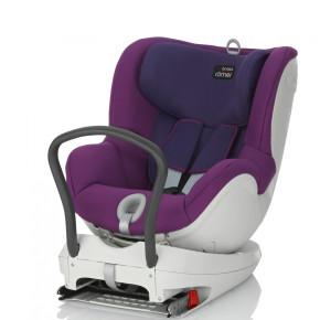 Britax Столче за кола - Römer Dualfix Mineral Purple