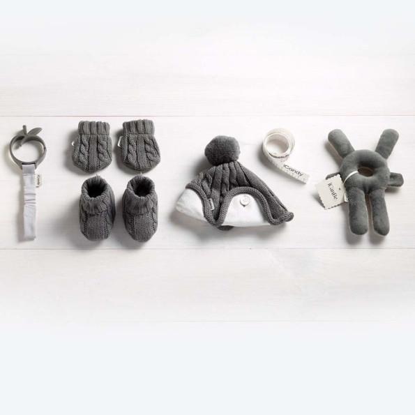 iCandy подаръчен комплект за новородено Cosy Cableknit