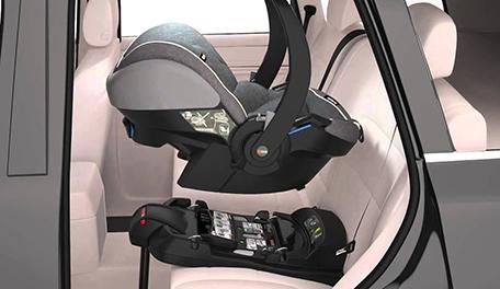 Isofix бази за столчета за кола