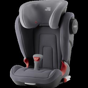 Britax Romer Kidfix2 S стол за кола - Storm Grey 1