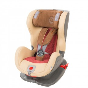 Avionaut Столче за кола Glider Royal IsoFix Beige-Red