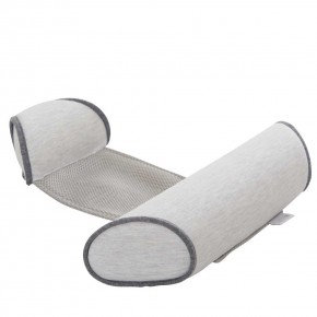 Candide Air+ ергономична ограничителна възглавница за новороено