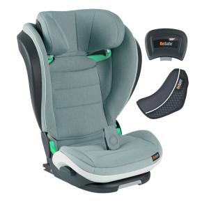BeSafe столче за кола iZi Flex FIX i-Size Sea Green Melange 09