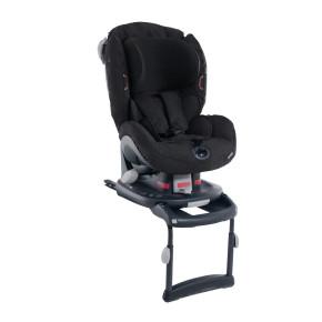 BeSafe столче за кола iZi Comfort X3 Isofix 64 Fresh Black Cab
