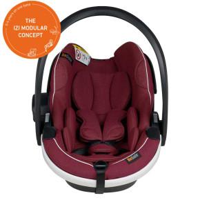 BeSafe iZi Go Modular X1 i-Size стол за кола - Burgundy Melange