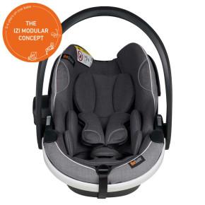 BeSafe iZi Go Modular X1 i-Size стол за кола - Metalic Melange
