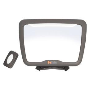 BeSafe огледало със светлини за обратно виждане Baby Mirror Xl2