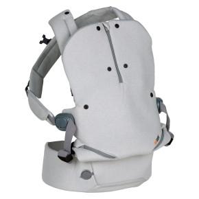 BeSafe Haven™ Basic ергономична раница за носене на бебе - Stone Premium-Leaf