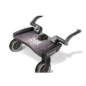 Lascal Maxi Buggy Board Универсална Степенка за второ дете Макси - Черна 1