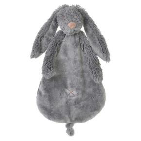 Happy Horse мека играчка зайчето Richie тъмно сиво