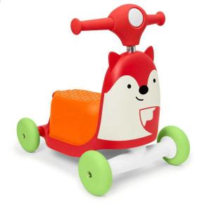 Skip Hop Ride on Toy детска четириколка 3 в 1 - лисицата Фъргюсън 1