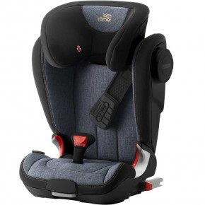 Britax Romer KIDFIX II XP SICT стол за кола Black Series Blue Marble