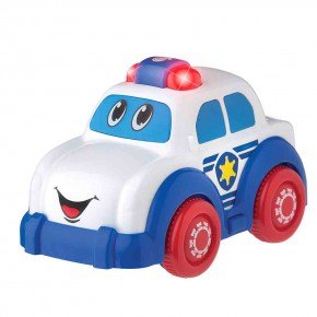 Jerry's Class Lights and Sounds Police Car активна играчка пожарна кола