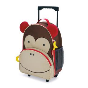 Skip Hop детска раница на колела Zoo Luggage