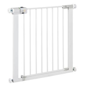 Safety 1st Универсална метална преграда за врата – бяла