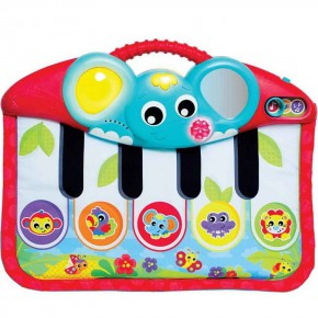Playgro Music and Lights Piano Kick Pad - активно двигателна играчка PG-0157- 0186367