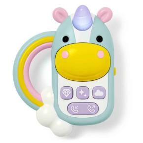Skip Hop детска играчка телефон - Еднорог