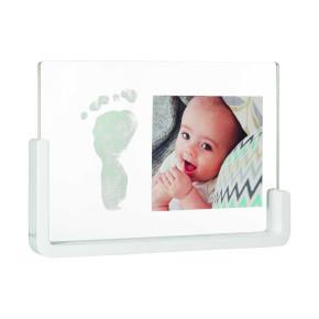 Baby Art Crystal Line прозрачна рамка за снимка и отпечатък