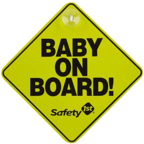 "Safety 1st Табела ""Бебе в колата"""