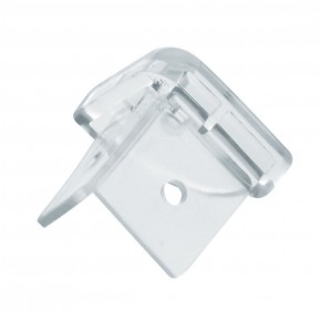 Safety 1st Пластмасови прозрачни протектори за ъгли и ръбове 4 бр./оп.
