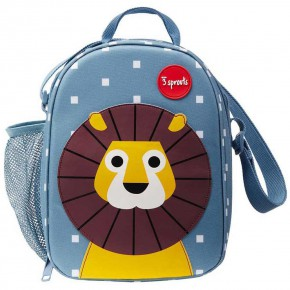 3Sprouts Lunch Bag чанта за обяд-Lion
