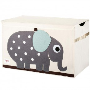 3 Sprouts Toy Chest кутия за играчки - Elephant
