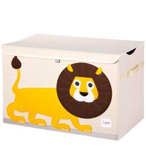 3 Sprouts Toy Chest кутия за играчки - Lion