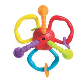 Playgro Bend and Twist Ball дрънкалка топка