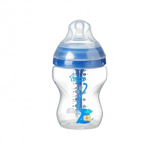Tommee Tippee Anti-Colic шише за хранене 260 мл, 0 м+  42257575