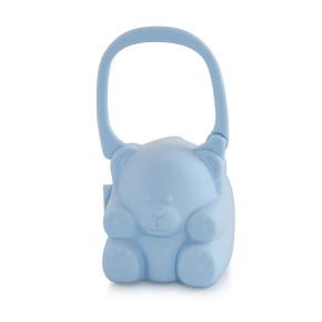 Miniland Baby Кутия за залъгалка - светло синя