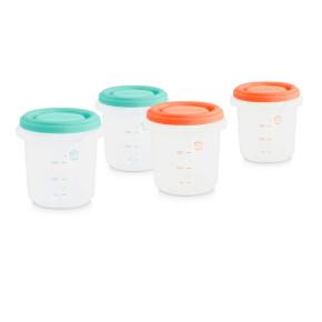Miniland Baby Mediterranean Комплект 4 контейнера