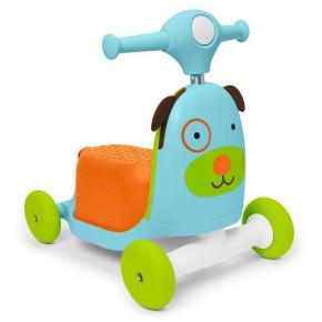 Skip Hop Ride on Toy детска четириколка 3 в 1 - кученцето Дарби