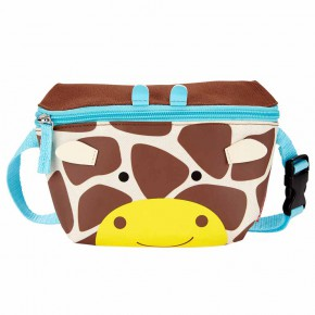 Skip Hop Zoo Hip Pack детска чантичка - Жирафчето Джулс