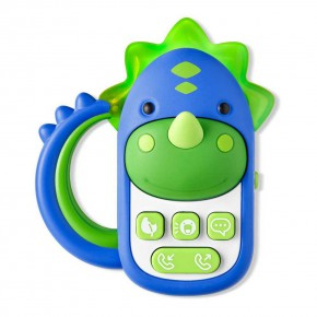 Skip Hop детска играчка телефон - Дино