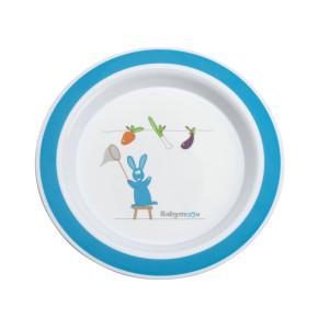 Babymoov чиния за хранене Синя