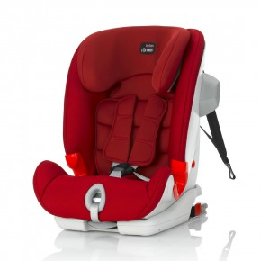 Britax Столче за кола Römer ADVANSAFIX III SICT Flame Red