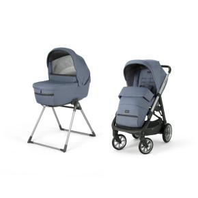 Inglesina Aptica Duo бебешка количка - Alaska Blue