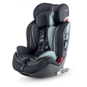 Inglesina Gemino ISOFix столче за кола 9-36 кг - Black