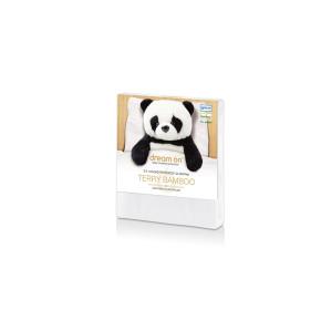 Dream On Непромокаем протектор за бебешки матрак Terry Bamboo - 60/120 см