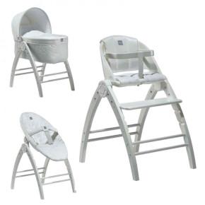 BabyDan Angel Set 3 in 1 столче за хранене