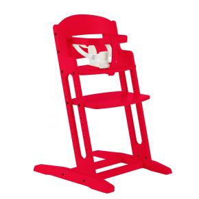 BabyDan столче за хранене DanChair Red 2638-60