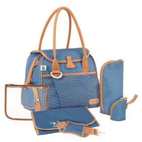 Babymoov Чанта Style Bag Navy Blue BM043589