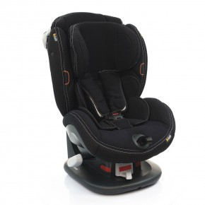 BeSafe столче за кола iZi Comfort X3 01 Black Car Interior