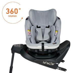 BeSafe столче за кола iZi Turn i-Size Peak Mesh